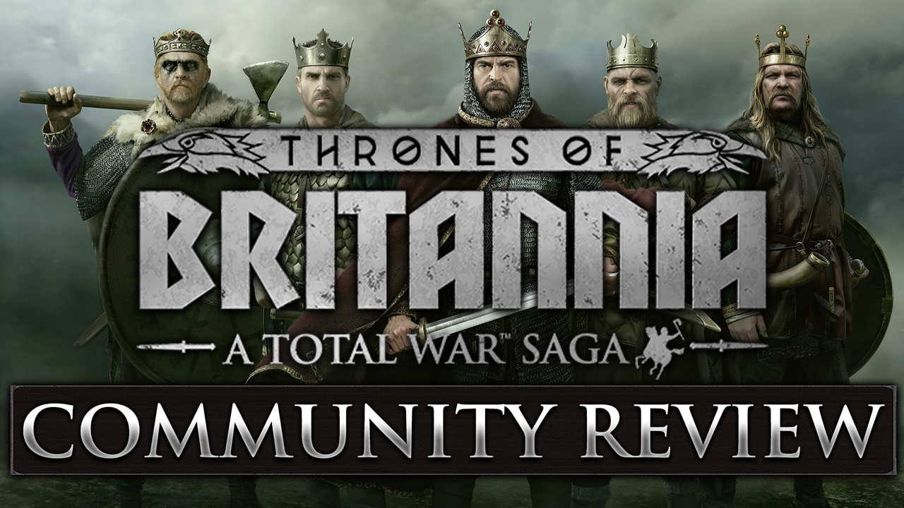 Good vs Bad – Thrones of Britannia – Community Review | Qutee